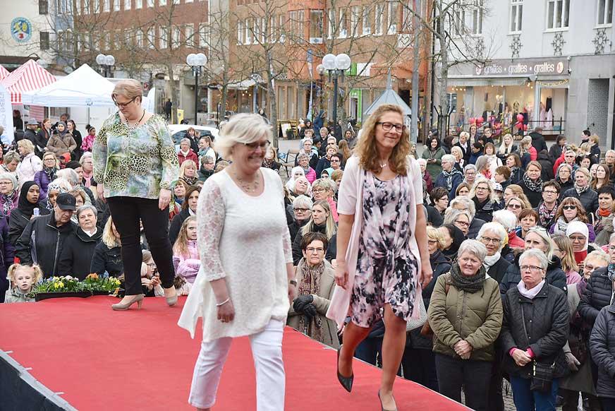 Camilla, Ulrika och Malin från Studio 100.