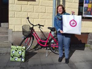 Vinnare-Jättegoodiebag Jenny Melin Pettersson