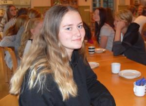 Olga Hultqvist tyckte att lägret var lärorikt.