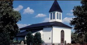 Hälleberga kyrka håller öppet mellan 18-31 juli.