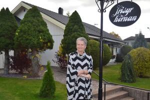 Ann Qvist- Andersson har drivit Frisyrhörnan sedan 1988.