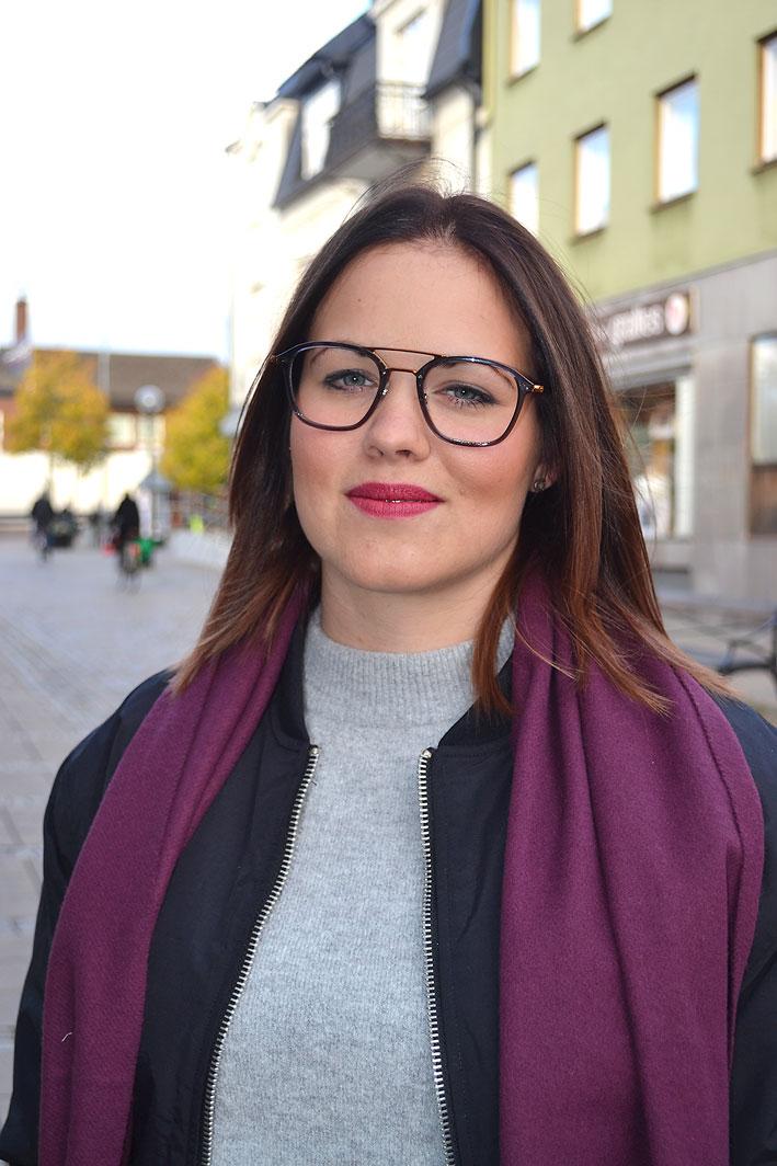 "Lisa Sjöström fick oktober månads ""Ny stil"" i Nybro."