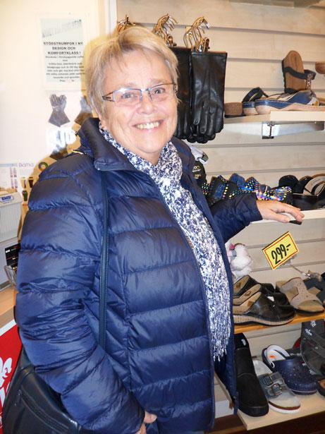 Mona Karlsson shoppade hos ManWo Shoes.