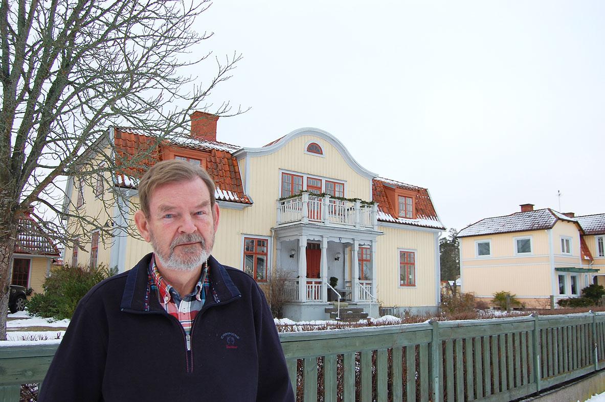 Så självklart är det någon som minns sitt Nybro, och i detta nummer möter du Olle Albrektsson, som föddes in i byggbranschen och har aldrig haft några planer på att flytta.