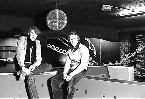 Torbjörn Blomqvist och Milton Karlsson skapade Night Flight i Nybro, och vände strömmen av nöjeslystna till Nybro i stället för bort. 1980 utsågs det till Sveriges häftigaste.