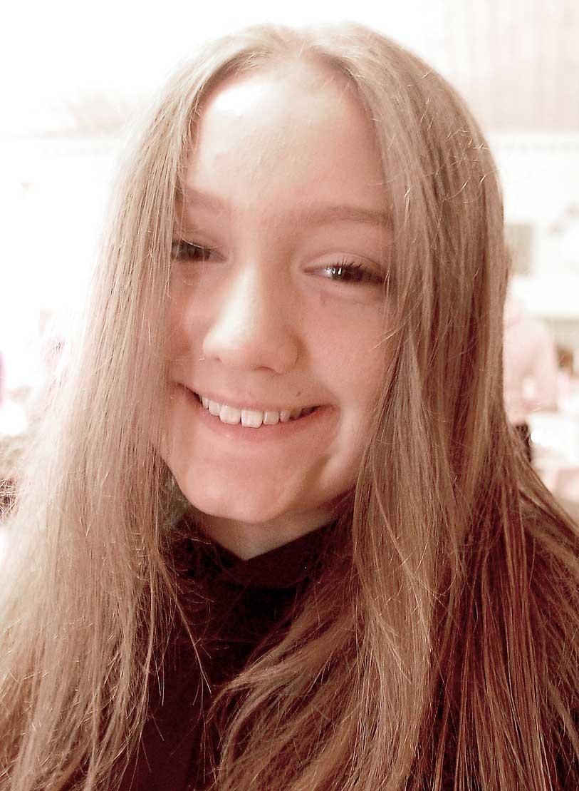 Iulia Gradinaru bestämde sig tidigt  är välja sommarlägret för konfirmationen.